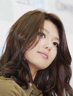 sooyoung medium hair - Google Search