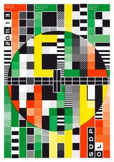 Südpol-Plakate: Felix Pfäffli