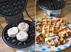 21 Mouthwatering Foods You Didn't Know You Could Cook With A Waffle Iron - Oola.com