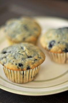 Everything Reconsidered's bluberry muffins -- gluten free + dairy free - made these and they are fabulous!