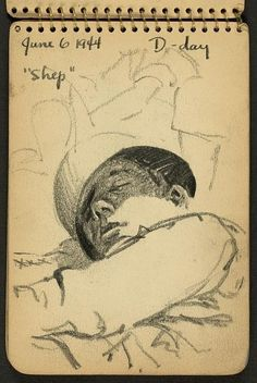 One Man's War, Sketches of WWII by a soldier
