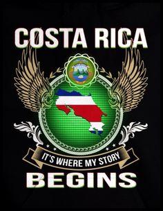 ¡Pura Vida! Costa Rica.