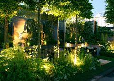 Mejores 81 Imagenes De Iluminacion Jardin En Pinterest En 2018 - Iluminacion-para-exteriores-jardines