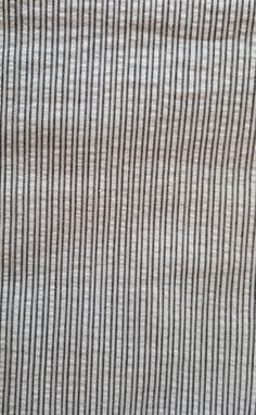 """48"""" Wide (White, Sliver & Grey Stripe Quilting fabric) Sold by 1/2 yard by AmourFabriQues on Etsy"""