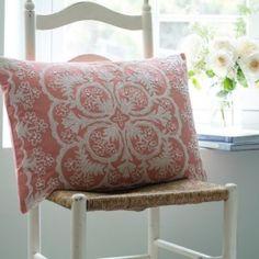 Johanna Embroidered Pillow