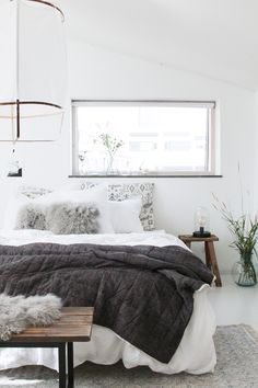 Snoozing the Soothing Scandinavian Way | Traditional Home