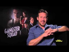 Ryan Gosling Gets Embarrassed by a Dish Towel so funny