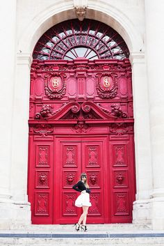 Paris In Red , France