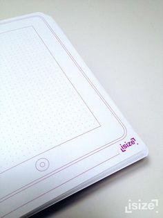 iSize for iPad | Heritage Princess Pink Wireframe
