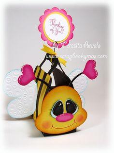 cute bee basket for my beehives.