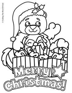 Dibujo de carteles de feliz navidad para imprimir y for Haggai coloring page