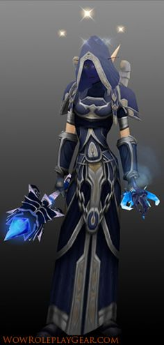 Merciless Gladiator's Priest Sets