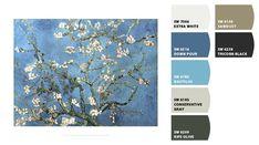 Almond Blossoms (Vincent Van Gogh)