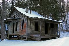 old ghost town in Arkansas ... what is the story here?