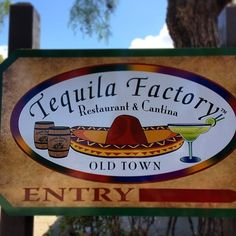 The Tequila Factory & Cantina in Old Tow San Diego, CA