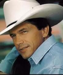 """George Strait: """"I'm carrying your love with me"""" was one of the greatest songs of all time <3"""