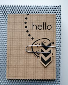 Project Life 3x4 Journaling Cards - Kraft Paper