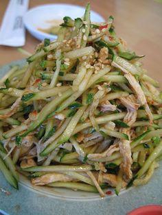 Thai Chicken Ramen Noodle Salad