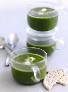 Try this delicious and easy Watercress soup recipe from Jamie Oliver, jam packed with nutrients and antioxidants it's a perfect healthy meal.