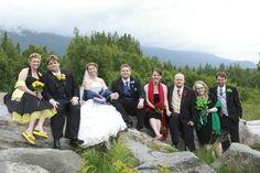 EPBOT: Gorgeously Geeky Harry Potter Wedding!