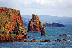Shetland Mainland © Georg Pawliniarz