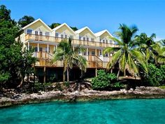 Travel Channel Honeymoon Destinations: Kamalame Cay, Bluff House, etc.