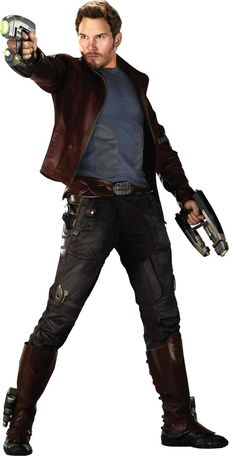 Star Lord / Peter Quill (Chris Pratt) - Guardians Of The Galaxy Cosplay Star Lord, Star Lord Costume, Chris Pratt, Christopher Pratt, Gardians Of The Galaxy, Peter Quill, Marvel Characters, Marvel Movies, Marvel Heroes