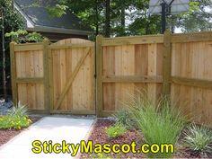 Amazing  Wood Fence Names
