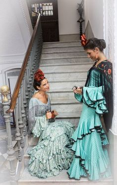 Spanish Fashion, Spanish Style, Fashion 101, Fashion Outfits, Flamenco Dancers, Flamenco Dresses, Dance Pictures, Classic Beauty, Kids Wear