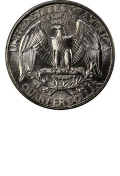 Washington Quarter Clad Spaghetti Hair (Reverse) Years Made: 1987 Bullion Coins, Silver Bullion, Rare Coin Values, Stamp Values, Old Coins Worth Money, Sacagawea Dollar, Silver Investing, Gold American Eagle, Sell Coins