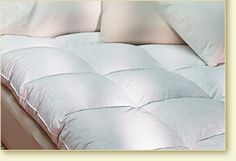 Hotel Feather Bed - Pacific Coast Luxury Bedding