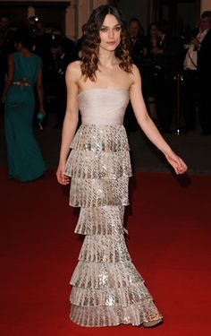 Keira Knightley - BAFTA 2012