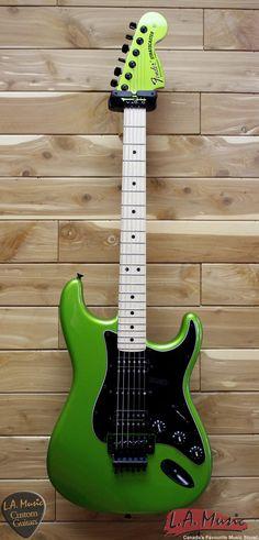 Fender Custom Shop Master Built Jason Smith 1969 Stratocaster NOS HSH Floyd Rose Lime Green.jpg