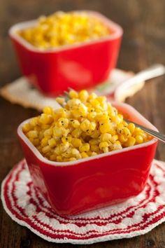 Mama's Fried Cream Corn