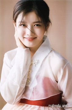 Kim Yoo Jung 유정 ☺ # For Moonlight Drawn By Clouds # ❤🌙🌚