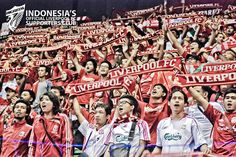 LFC fans in Indonesia