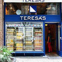 Nuestra Historia - Teresa's Juicery