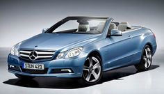 2010 Mercedes-Benz E-Class Cabriolet - Click above for high-res image galleryThe 2011 Mercedes-Benz E-Class Cabriolet is ready for its close-up at the