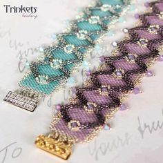 Beading pattern - Bracelet 'Allara' - Trinkets beading
