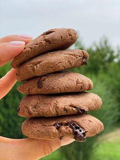 Csokis keksz 15db - FINOM (26g/db) Matcha, Cookies, Desserts, Food, Crack Crackers, Tailgate Desserts, Deserts, Biscuits, Essen