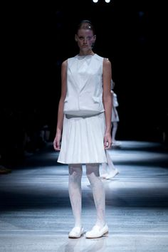 ANREALAGE 2012 spring & summer collection look | coromo