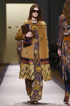 Etro Ready To Wear Fall Winter 2015 Milan