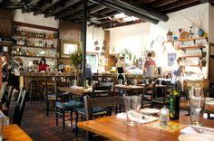 Olea Mediterranean Taverna, 171 Lafayette Ave. Brooklyn, Phone 718-643-7003 www.oleabrooklyn.com