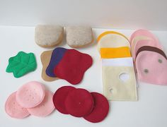 Hey, I found this really awesome Etsy listing at http://www.etsy.com/listing/116081136/felt-food-set-ultimate-sandwich-set-22