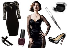 Looks - Bond james themed party what to wear video