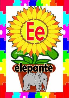 Alpabetong Filipino - E Classroom Charts, Classroom Bulletin Boards, Classroom Design, Kindergarten Anchor Charts, Easy Paper Flowers, Bulletin Board Display, Origami Butterfly, English Reading, Reading Passages