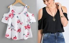 DIY - molde, corte e costura - Marlene Mukai Make Your Own Clothes, Diy Clothes, Sewing Blouses, Creation Couture, Blouse Patterns, Dress Outfits, Ideias Fashion, Creations, Plus Size