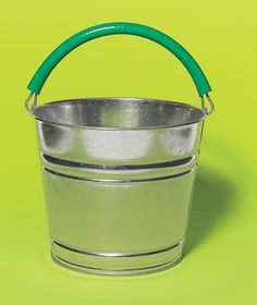 Hose as Bucket Grip! A clever way to repurpose an everyday item. For a handle you can comfortably handle: Snip off a section of an old garden hose, make a slit down its length, and put it over a skinny bucket wire. Now your hands won't hurt anymore carrying a heavy bucket of water or whatever!
