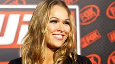 Ronda Rousey became the first American woman to win an Olympic medal in Judo, capturing bronze at the Summer Games in Beijing. Rousey was the first female fighter to join the UFC, becoming it's first champion in the bantamweight category. From an article in The Hollywood Reporter on February 27, 2013 by Borys Kit