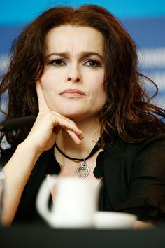 Helena Bonham Carter attends the 'Cinderella' press conference during the 65th Berlinale International Film Festival at Grand Hyatt Hotel on February 13, 2015 in Berlin, Germany.